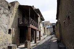 Herculaneum street   by Travel Logger