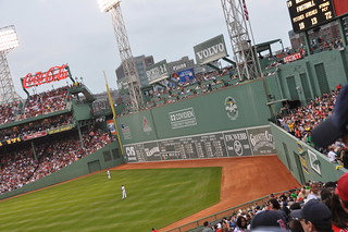 Fenway Park: The Green Monster | by jameskm03