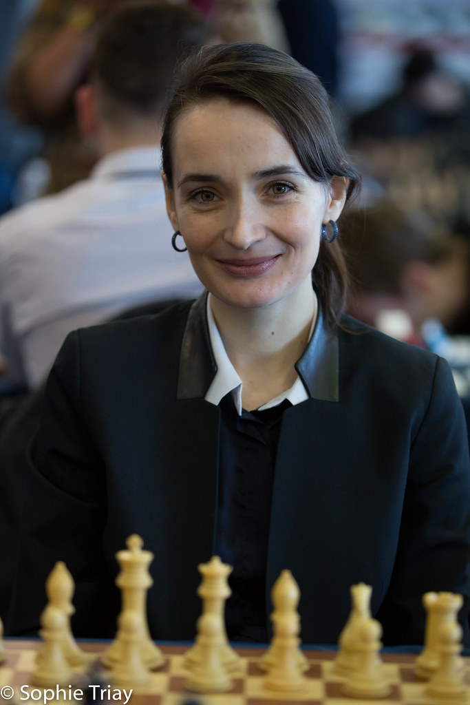 Kateryna Lagno   Tradewise Chess Festival 2017 Masters ...