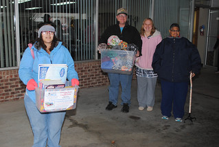 Rosewood AKTION Club Color Book Drive & Blanket Drive