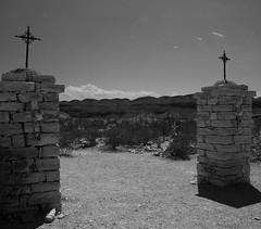 Cemetery Gates