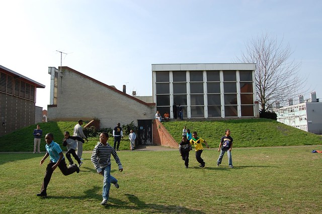 Brunswick Park School, Camberwell | Stirling and Gowan for t