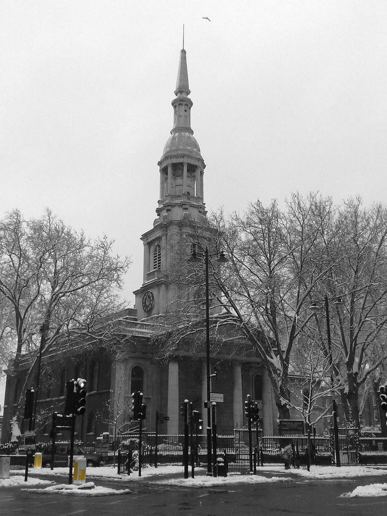 Shoreditch Church: Shoreditch Church St Leonards