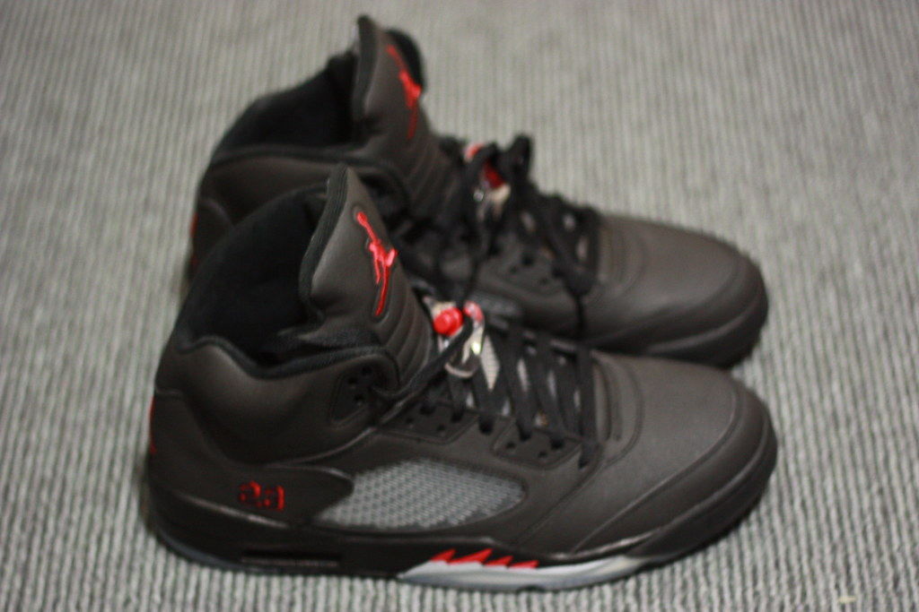 low priced ddde4 6ba06 Nike Air Jordan 5 Raging Bull (3M) | Nike Air Jordan 5 V Rag ...