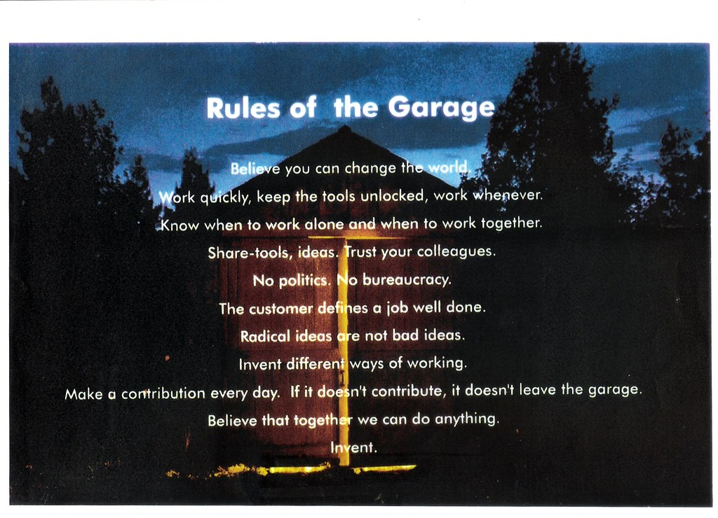 Hp Rules Of Garage 屏東番仔火 Flickr