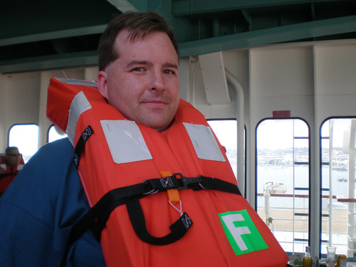 Carnival Elation Muster Drill - Mike   by Miss Shari