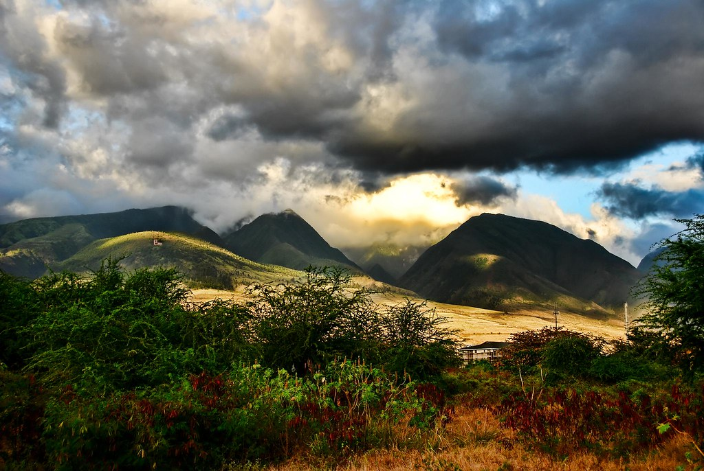 Hawaiian Landscape I Miss Beautiful Hawaii Explored Jul Flickr