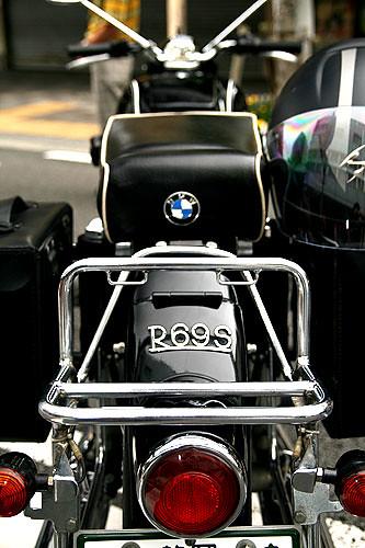 Old BMW Bike Cute Hip | moka | Flickr