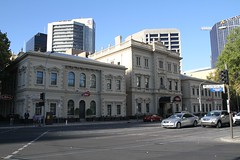Treasury Building including Cabinet Room and Courtyard, 2014