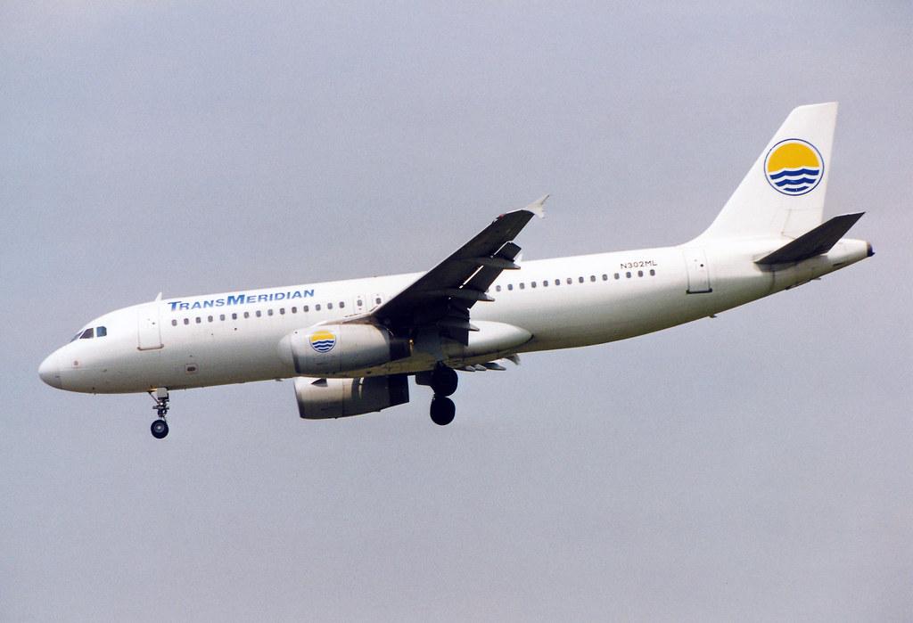 A320.N302ML