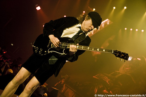 Angus Young | by [devu]