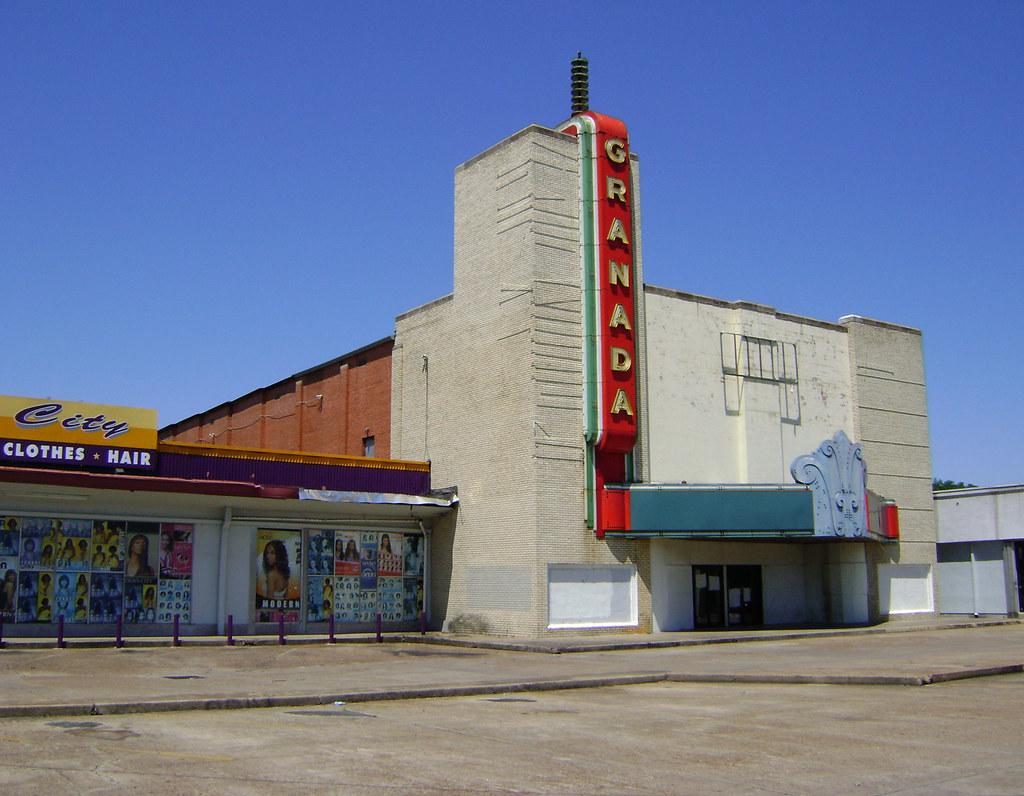 Granada Movie Theater Update 9321 Jensen Drive Houston Flickr