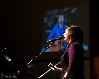 Becca Harmonizes | by Sean Molin Photography