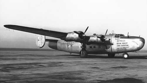 Consolidated : RY-1 : Liberator Express   Catalog #: 0000860…   Flickr