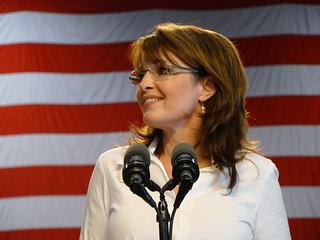 Sarah Palin | by James B Currie