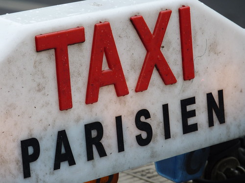 TAXI roof sign | by ErrorTribune