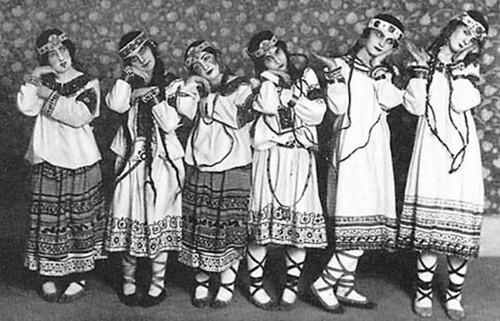 le Sacre du Printemps - 1913