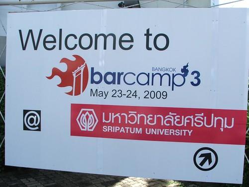 BarCampBkk3 | by newdavich