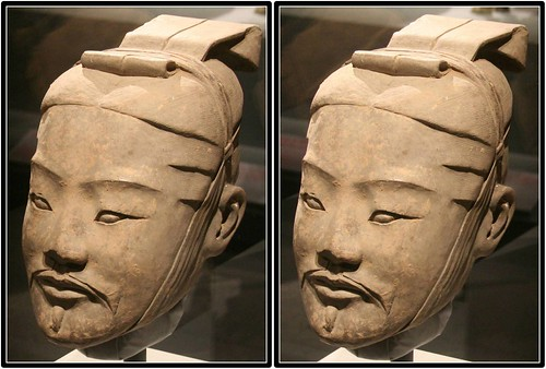 Terra Cotta Warriors Exhibition, Houston Museum of Natural Science, Houston, Texas 2009.05.31 | by fossilmike