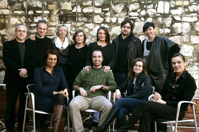 Junta del FAD, 2005 - 2009 / FAD Board, 2005 - 2009