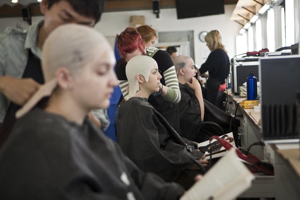 Makeup Design: Bald Caps