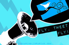 FlyTweetFly | by The Daring Librarian