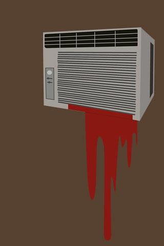 Great ... Iphone Wallpaper Dexter Air Con | By BittenByDesign
