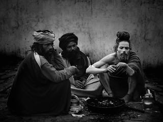 Man-eating Men   Aghori: Human-Flesh Eating Monks The Aghori