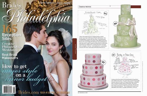 Press: Brides Philadelphia | by Whipped Bakeshop