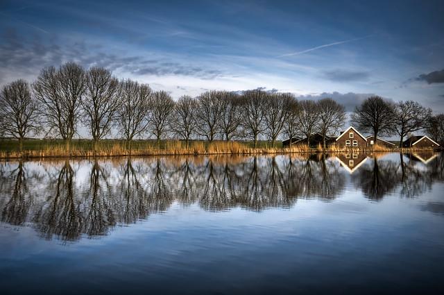 Farm Reflected