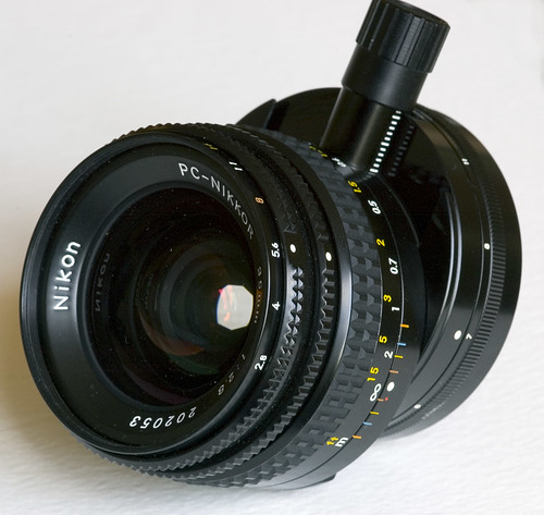 My PC Nikkor 35mm | by Images George Rex