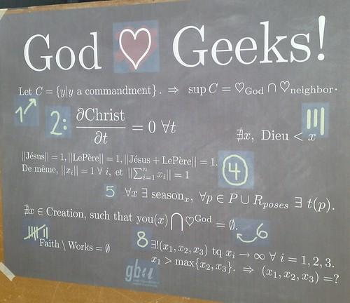 God love Geeks | by rhurtubia