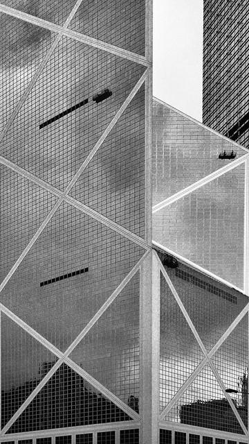 Hong Kong - Bank of China Tower