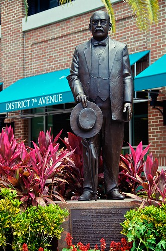 Vicente Martinez-Ybor | by Timothy Valentine