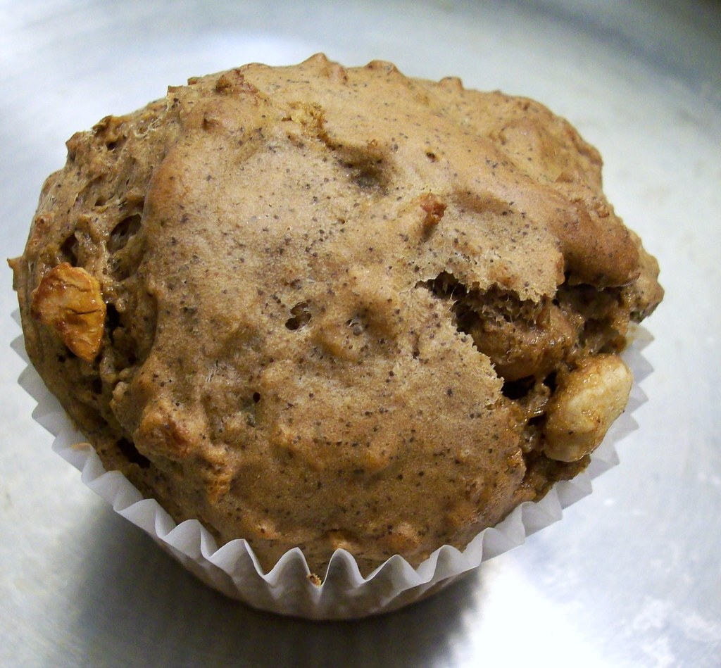 Silly Soy Protein Muffins