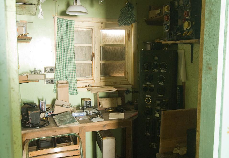 Radio Room - The Link Home