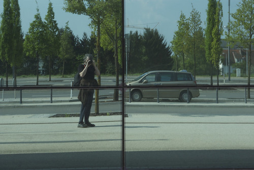 Reflection   by tame_alien