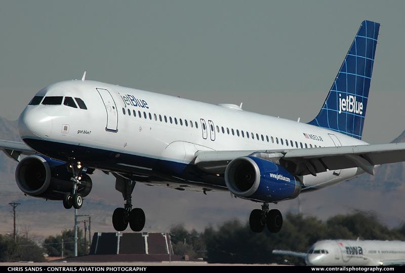 jetBlue A320 N553JB