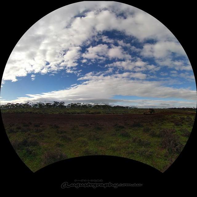 Mount Templeton HDR