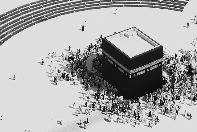 holy kaaba - الكعبة المشرفة