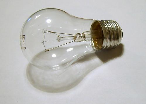 Lightbulb   by James Bowe