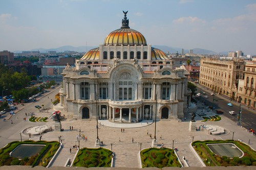 Palacio de Bellas Artes | by Esparta