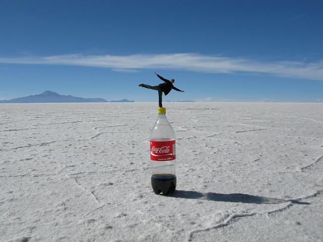 Dancing on coke