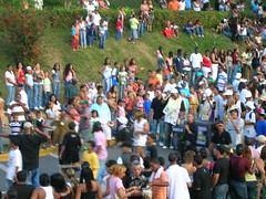 Carnivale in Santiago