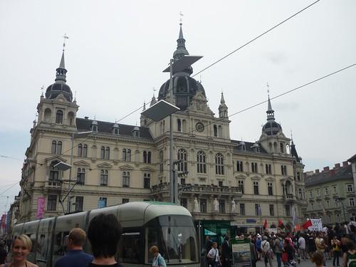 In Graz | by yatil