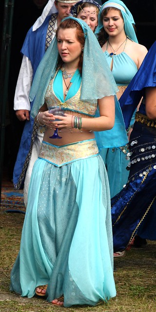 Maiden in the Blue Court