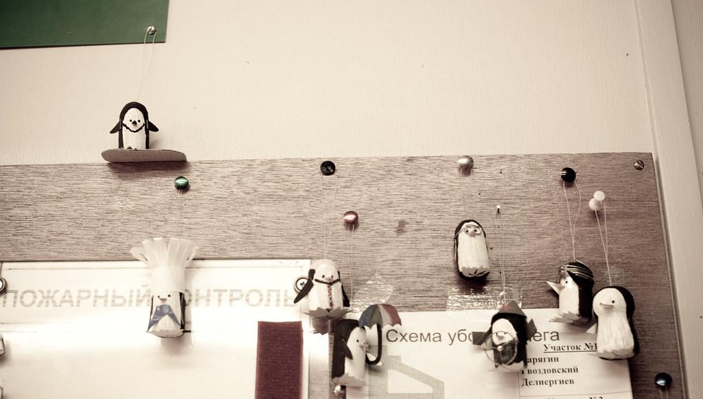 Corky Penguins