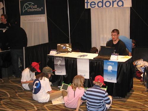 Fedora Kids and JDS2001