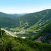 HV11s View of Marble Mountain ski hill from Humber Valley Trail