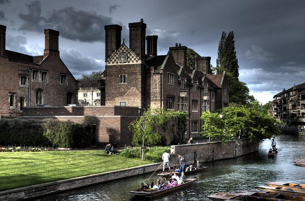Cosa vedere a Cambridge